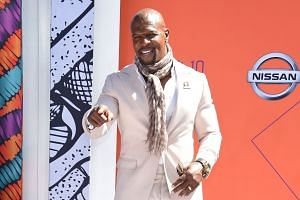 Last year, Terry Crews (pictured) accused Adam Venit, the former head of the motion picture department at the William Morris Endeavor talent agency, of groping him twice at a party.