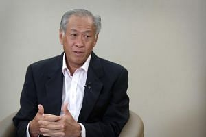 Defence Minister Ng Eng Hen said it would make no sense for Singapore and Malaysia to deploy more resources around Pedra Branca or Middle Rocks if they could work together.
