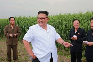 North Korean leader Kim Jong Un's rare visit to the remote northern region spawns speculation that North Korea may seek to strengthen its economic cooperation with China amid their thawing ties.