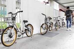 The Straits Times understands that one Singapore bank has received more than a hundred inquiries from customers in the past week about oBike transactions via their credit or debit cards.