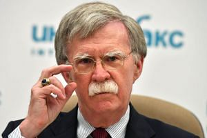 US national security adviser John Bolton believes that North Korea can dismantle all its missiles, nuclear and biological weapons within a year.