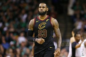 NBA superstar LeBron James is considered one of the greatest players in history.