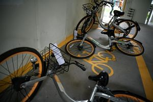 Shared-bicycle firm oBike intends to refund users in Singapore their deposits and has turned to its shareholders to raise the funds, said founding investor and chairman Shi Yi.