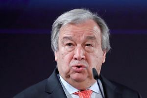 "UN Secretary-General Antonio Guterres described the situation for the persecuted Muslim minority as ""a humanitarian and human rights nightmare""."