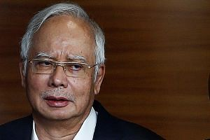 Former Malaysian prime minister Najib Razak was arrested yesterday afternoon in relation to SRC International, a former subsidiary of state fund 1MDB.
