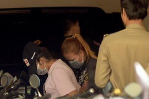 The pregnant women were discovered during the raids in June and 32 were charged with cross-border human trafficking.