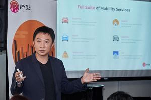 Chief executive officer and founder of Ryde Terence Zou said the decision by the Competition and Consumer Commission of Singapore was a step in the right direction.