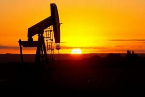 An oil well in North Dakota, US, where energy, agricultural and chemicals companies in the country are ready for a summer standoff over trade as Washington imposes the next round of tariffs on Chinese goods.