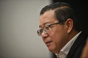 """Malaysian Finance Minister Lim Guan Eng said the decision to renegotiate the High-Speed Rail project was because of the """"exorbitant"""" price tag."""