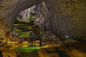 Adrenaline lovers from Singapore have headed to Vietnam's Hang Son Doong caves, which are the world's largest and can fit a 40-storey skyscraper.