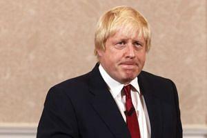 Boris Johnson, former British foreign secretary, in London on June 30, 2016.