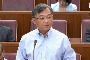 Health Minister Gan Kim Yong said the Government will set up an insurance fund, administered by the Central Provident Fund Board, which will be ringfenced for CareShield Life.