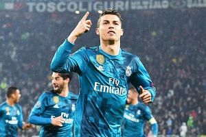 Five-time world player of the year Cristiano Ronaldo is the second big name to be lured to Italy since the close season.
