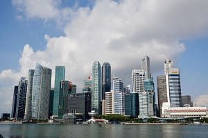 Singapore remained top of the class for government effectiveness, regulatory quality and foreign direct investment outflows.