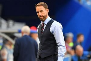 Gareth Southgate, the dapper coach of the England team has inspired a run on waistcoats, after he was spotted sporting the item during England's matches at the World Cup.
