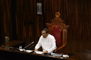 "Sri Lankan President Maithripala Sirisena had told the Cabinet he ""was ready to sign the death warrants"" of repeat drug offenders."