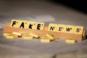 """Fake news is as old as journalism itself, and reputable media organisations have often played a role of """"gatekeeper"""" to reliable information."""