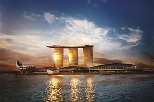 ART SG will be held at the Sands Expo and Convention Centre at Marina Bay Sands from Nov 1 to 3.
