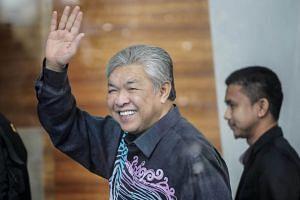 Datuk Seri Dr Ahmad Zahid Hamidi is set to become the opposition leader in the Dewan Rakyat.