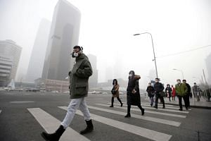 Despite China's four-year battle against air pollution, ozone pollution that can lead to health problems is expected to be particularly high in the region surrounding Beijing.