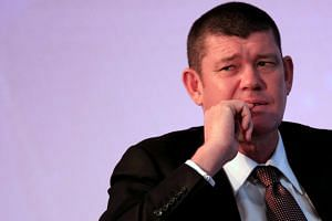 Billionaire James Packer, who is a major shareholder of casino operator Crown Resorts Ltd, cited mental illness as the reason for his quitting that firm's board in March.