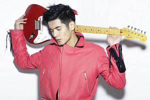 Singer-actor Nathan Hartono is set to star in Han Yew Kwang 's upcoming When Ghost Meets Zombie movie.