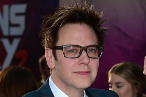 Mr James Gunn's tweets, mainly from 2008 and 2011, joked about taboo topics such as rape and paedophilia.