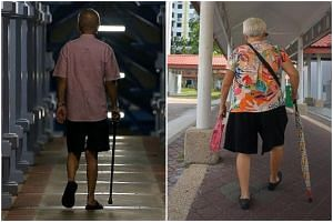 A local study has found that the average 60-year-old man has 22 more years ahead of him, with three of those years disabled in some way. In contrast, a woman of the same age will live 26 more years, eight of them with disability.