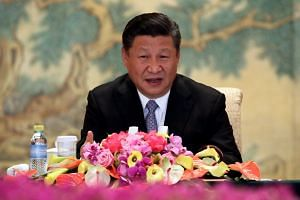 """Chinese President Xi Jinping described a vaccine safety scandal as """"vile"""" and """"shocking""""."""