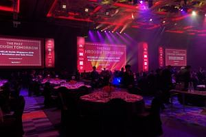 Restaurants were awarded Michelin stars at a gala for the Singapore Michelin Guide at Resorts World Sentosa, on July 25, 2018.
