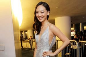 Former Mediacorp actress Julie Tan has since clarified that she and Calvert Tay, who is Hong Huifang's son, are friends but are not dating.