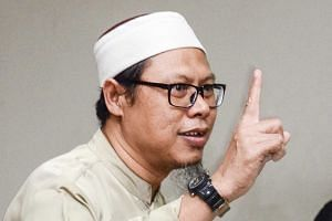 Zainal Anshori is said to be the ranking JAD member in custody after its spiritual leader was sentenced to death.