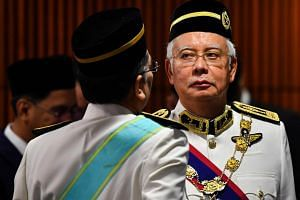Former Malaysian prime minister Najib Razak, who is the MP for Pekan, said he did not harbour any intention to trigger chaos in the country on May 9, 2018.
