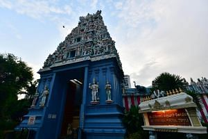 One of the monuments to benefit is the Sri Srinivasa Perumal Temple.