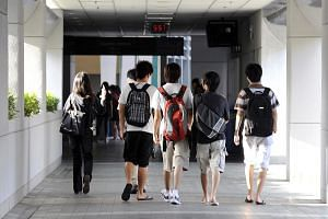 Any change in entry criteria for poly graduates would be in line with Education Minister Ong Ye Kung's plan not to depend excessively on exam scores for admission purposes.