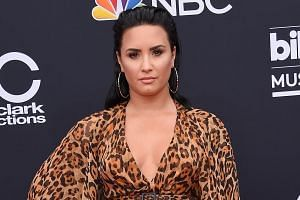 Singer Demi Lovato was hospitalised after a suspected drug overdose.