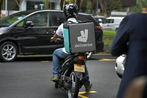 Deliveroo Singapore had 2,860 riders at the end of December 2017, which has since risen to 6,000.