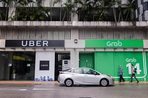 Earlier this year, Uber Technologies sold its South-east Asian business to bigger regional rival Grab in exchange for a stake in the Singapore-based firm.
