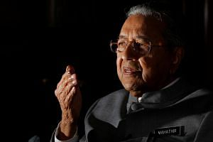 The CNN report also touched on succession plans after Malaysian Prime Minister Mahathir Mohamad steps down as premier.