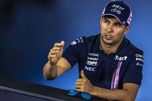 Mexican Formula One driver Sergio Perez said he had endured a month of emotional and mental hell and his racing had suffered because of Force India's precarious financial situation.