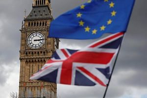 For days, talk has swirled about government preparations for a disruptive departure from the European Union without any agreement.