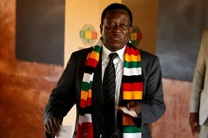 Nicknamed 'The Crocodile', Emmerson Mnangagwa secured a narrow victory in Zimbabwe's historic first elections after the ousting of Mugabe last year.