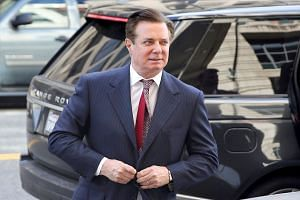 Former Trump campaign manager Paul Manafort has pleaded not guilty to 18 counts of bank and tax fraud and failing to disclose foreign bank accounts.