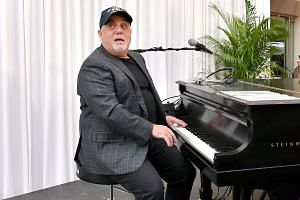 Billy Joel has been having a monthly residency at Madison Square Garden since January 2014.