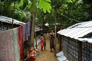 Almost one million Rohingya Muslims forced out of Myanmar now live in southern Bangladesh.