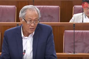 """Defence Minister Ng Eng Hen said in parliament on Aug 6, that there had been """"no indication, commitment or plans"""" as to how Benjamin Davis signing for Fulham would help raise football standards in Singapore, if deferred."""