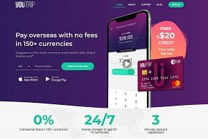 YouTrip comes with a contactless Mastercard prepaid card issued by EZ-Link in collaboration with You Technologies Group, which enables users to pay at more than 30 million Mastercard merchants worldwide.