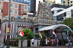 Founded in 1835, Sri Veeramakaliamman Temple is one of Singapore's oldest Hindu places of worship. A probe by the COC has found