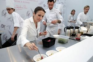 French chef Anne-Sophie Pic is opening a 50-seat, high end restaurant, to be called La Dame de Pic, at the Raffles hotel.