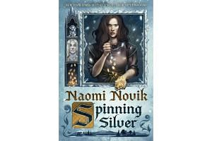 In Spinning Silver, a girl finds herself embroiled in an increasingly high-stakes money laundering scheme when her reputation for turning silver into gold was interpreted literally by the Staryk, a gold-obsessed race of wintry beings.